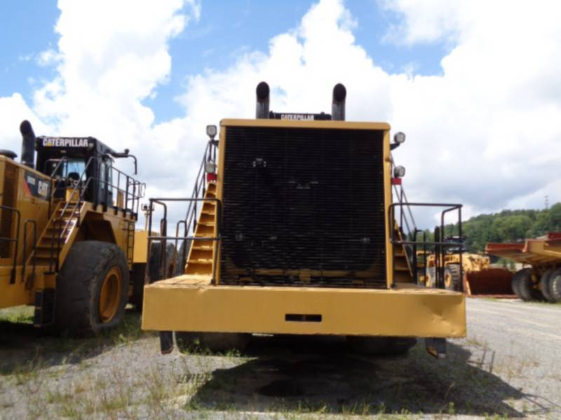 CATERPILLAR WHEEL LOADERS/INTEGRATED TOOLCARRIERS 993K equipment  photo 7
