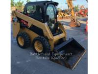 CATERPILLAR SCHRANKLADERS 226D equipment  photo 5
