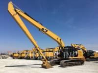 Equipment photo CATERPILLAR 329ELR TRACK EXCAVATORS 1