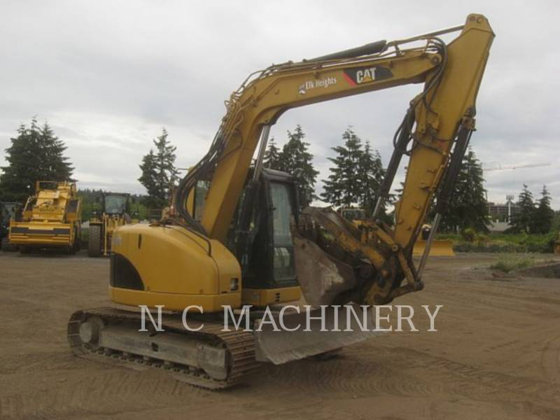 CATERPILLAR TRACK EXCAVATORS 308C CR equipment  photo 2