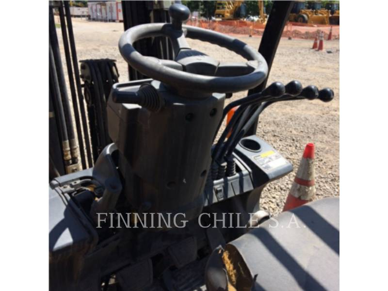 CATERPILLAR FORKLIFTS GP20CN equipment  photo 7