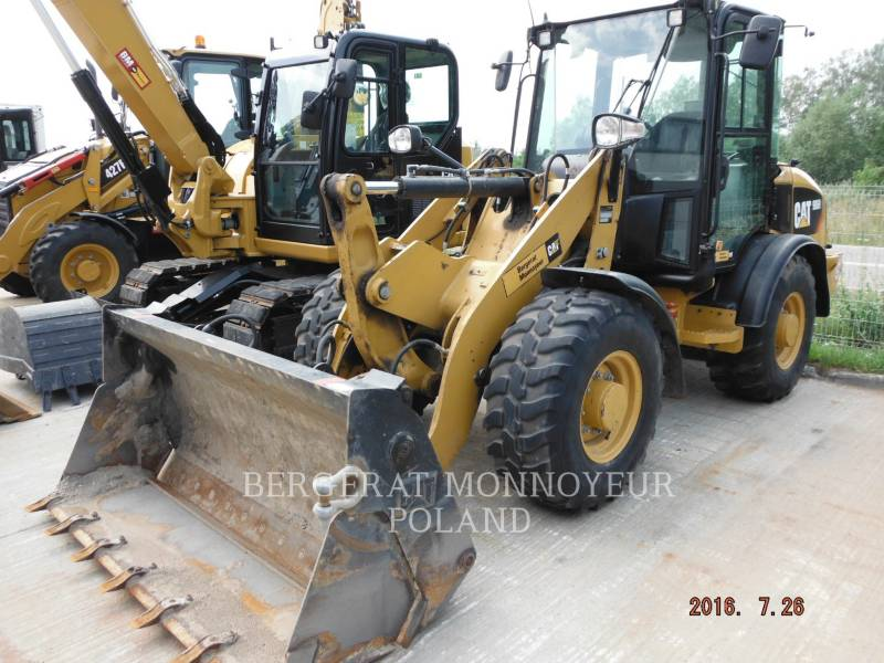 CATERPILLAR WHEEL LOADERS/INTEGRATED TOOLCARRIERS 906 H2 equipment  photo 2