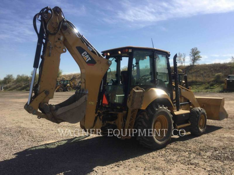 CATERPILLAR バックホーローダ 420F2 4WDE equipment  photo 3
