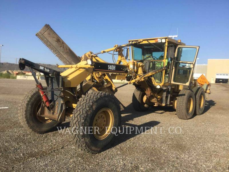 CATERPILLAR NIVELEUSES 140HNA equipment  photo 1