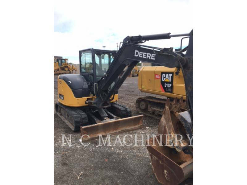 JOHN DEERE TRACK EXCAVATORS 60G equipment  photo 17