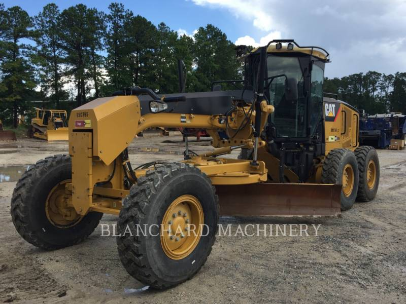 CATERPILLAR MOTOR GRADERS 120M2 equipment  photo 1