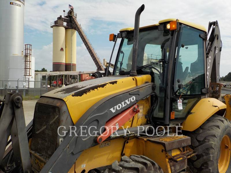 VOLVO BACKHOE LOADERS BL70 equipment  photo 2