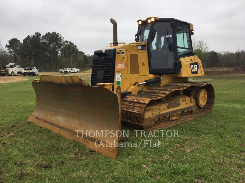 CATERPILLAR CIĄGNIKI GĄSIENICOWE D6K2LGPARO equipment  photo 10