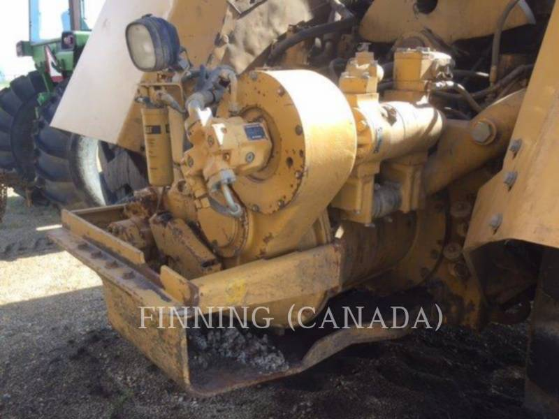 CATERPILLAR MOTOESCREPAS 637G equipment  photo 8