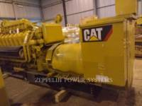 Equipment photo CATERPILLAR G3520C UNUSED FISSO - GAS NATURALE (OBS) 1