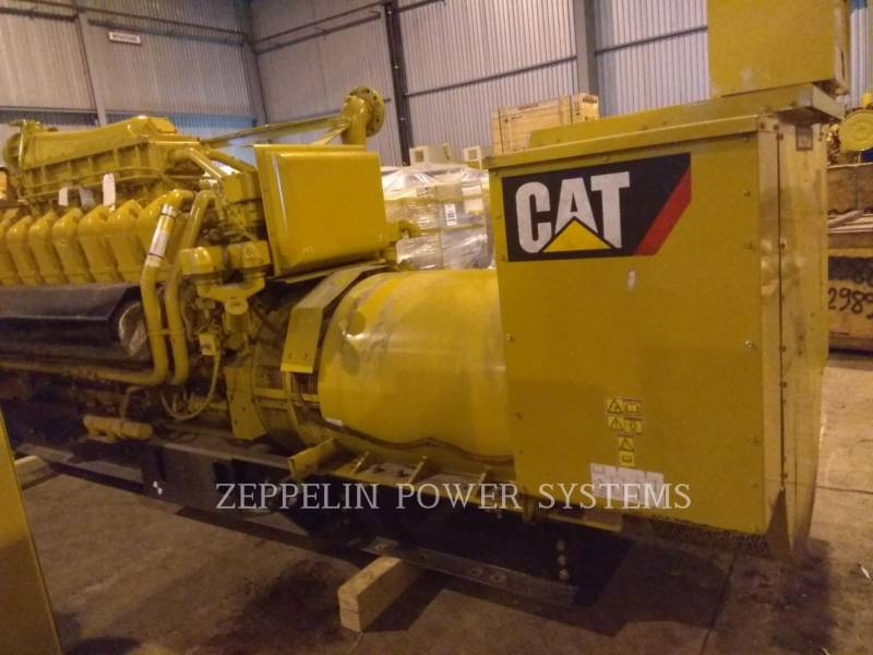 CATERPILLAR STATIONARY - NATURAL GAS G3520C UNUSED equipment  photo 1