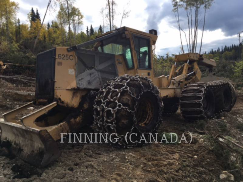 TIGERCAT FORESTAL - ARRASTRADOR DE TRONCOS 625C equipment  photo 4