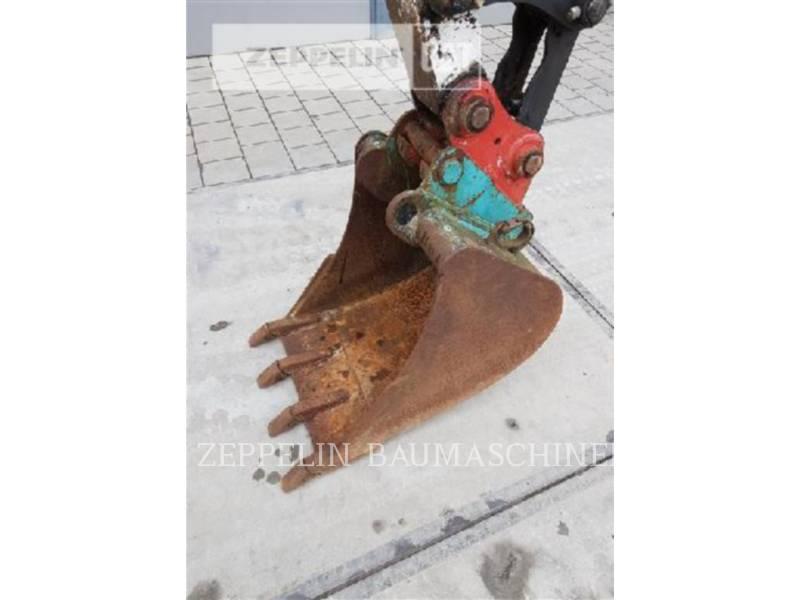 BOBCAT PELLES SUR CHAINES E50 equipment  photo 5