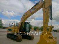 Equipment photo CATERPILLAR 329DLN EXCAVADORAS DE CADENAS 1