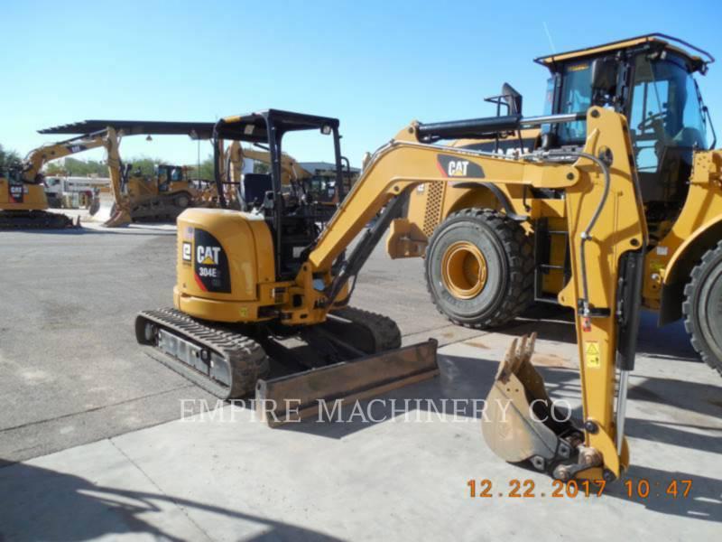 CATERPILLAR トラック油圧ショベル 304E2 OR equipment  photo 1