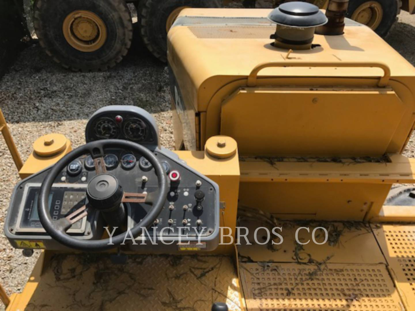 Detail photo of 2006 Caterpillar RM300 from Construction Equipment Guide