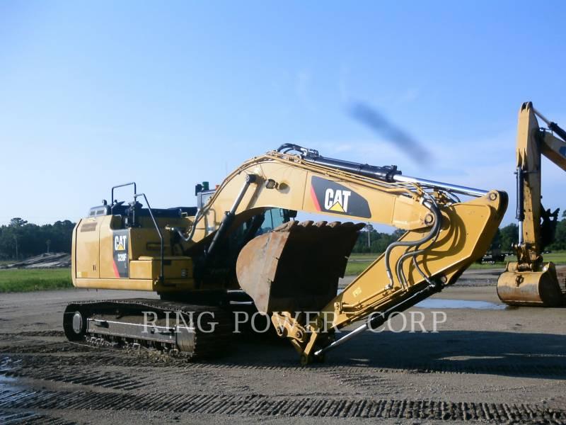 CATERPILLAR 履带式挖掘机 320FL equipment  photo 2