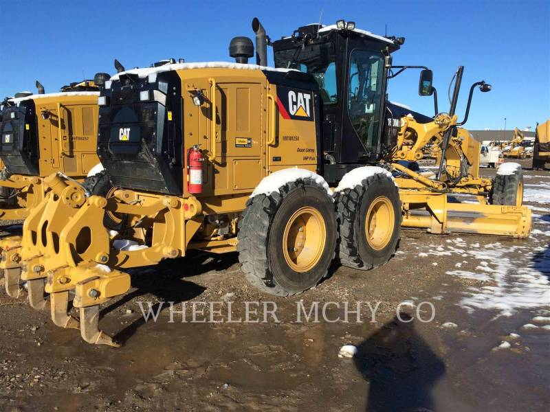 CATERPILLAR NIVELEUSES 160M2 AWDX equipment  photo 2