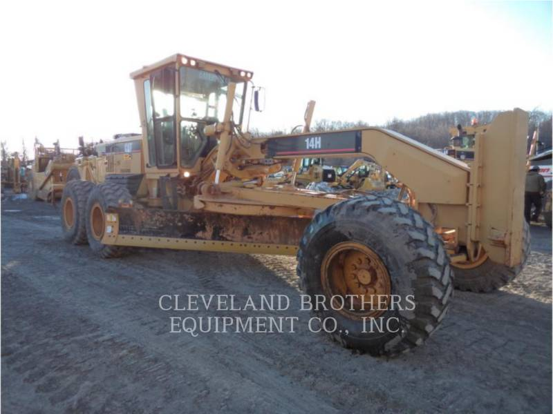 CATERPILLAR MOTONIVELADORAS 14H equipment  photo 2