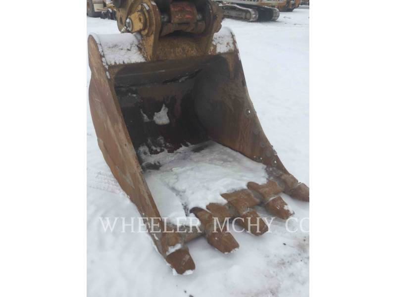 CATERPILLAR TRACK EXCAVATORS 336E L CFM equipment  photo 11