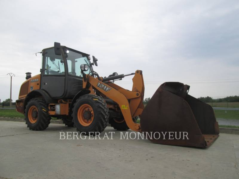 CASE WHEEL LOADERS/INTEGRATED TOOLCARRIERS 121F equipment  photo 4