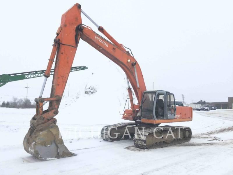 HITACHI トラック油圧ショベル EX330LC-5 equipment  photo 1
