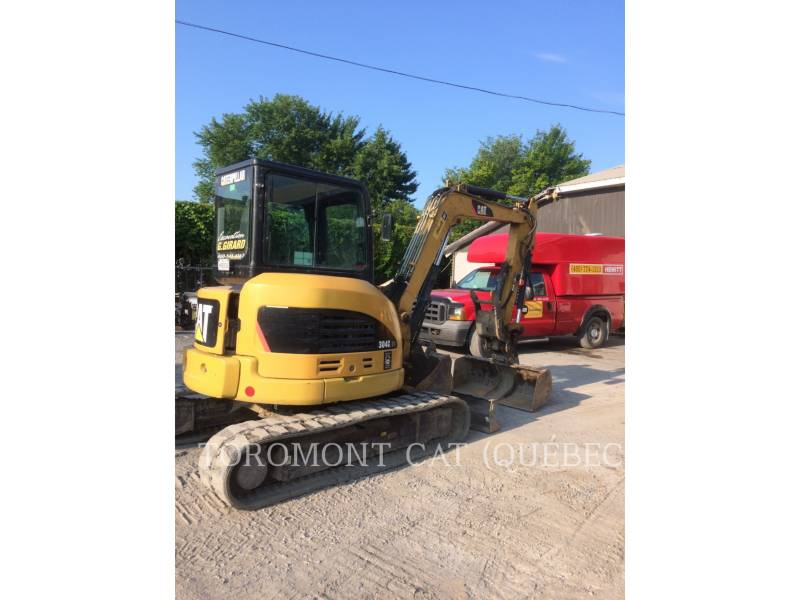 CATERPILLAR TRACK EXCAVATORS 304CCR equipment  photo 3