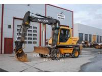 VOLVO CONSTRUCTION EQUIPMENT ESCAVADEIRAS DE RODAS EW140B equipment  photo 3