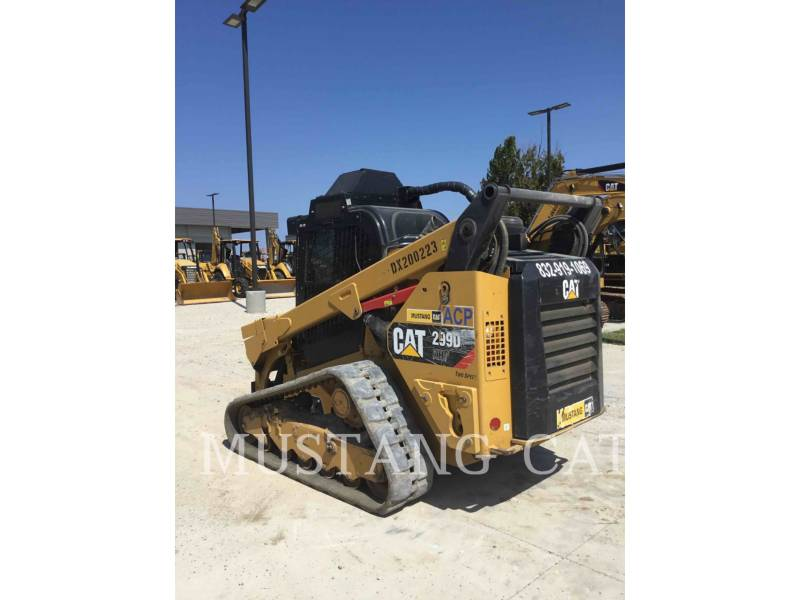 CATERPILLAR DELTALADER 299D2XHP equipment  photo 3