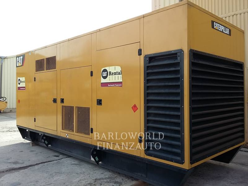 CATERPILLAR MODULES D'ALIMENTATION 3412 PGBI equipment  photo 8