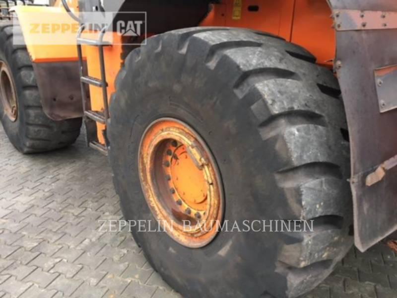 HITACHI ŁADOWARKI KOŁOWE/ZINTEGROWANE NOŚNIKI NARZĘDZI ZW330 equipment  photo 15