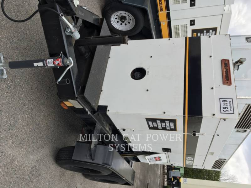 MULTIQUIP PORTABLE GENERATOR SETS (OBS) MQ45 equipment  photo 1
