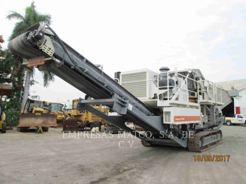 METSO TRITURADORAS LT200 equipment  photo 4