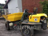 Equipment photo WACKER CORPORATION 3001 UTILITY VEHICLES / CARTS 1