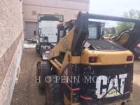 CATERPILLAR MINICARGADORAS 252B equipment  photo 4