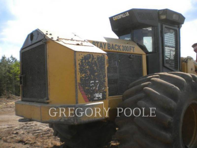 CATERPILLAR FORESTRY - FELLER BUNCHERS - WHEEL 573 equipment  photo 18
