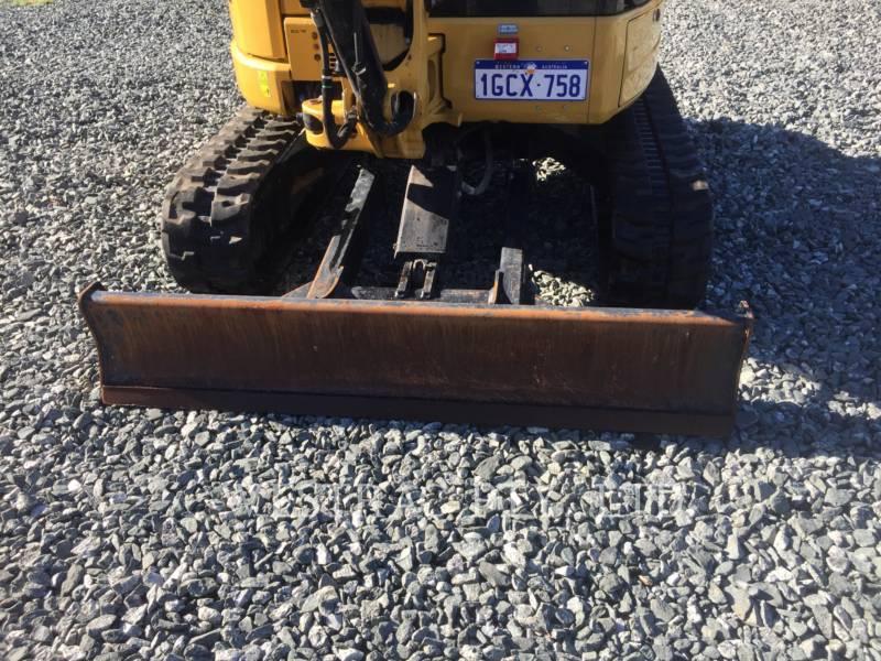 CATERPILLAR ESCAVATORI CINGOLATI 303.5ECR equipment  photo 9