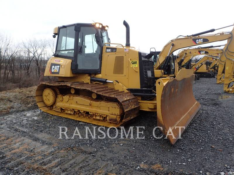CATERPILLAR TRATORES DE ESTEIRAS D6K2LGP equipment  photo 4
