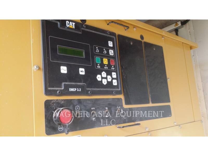 GENSET STATIONARY GENERATOR SETS CAT3512B equipment  photo 4
