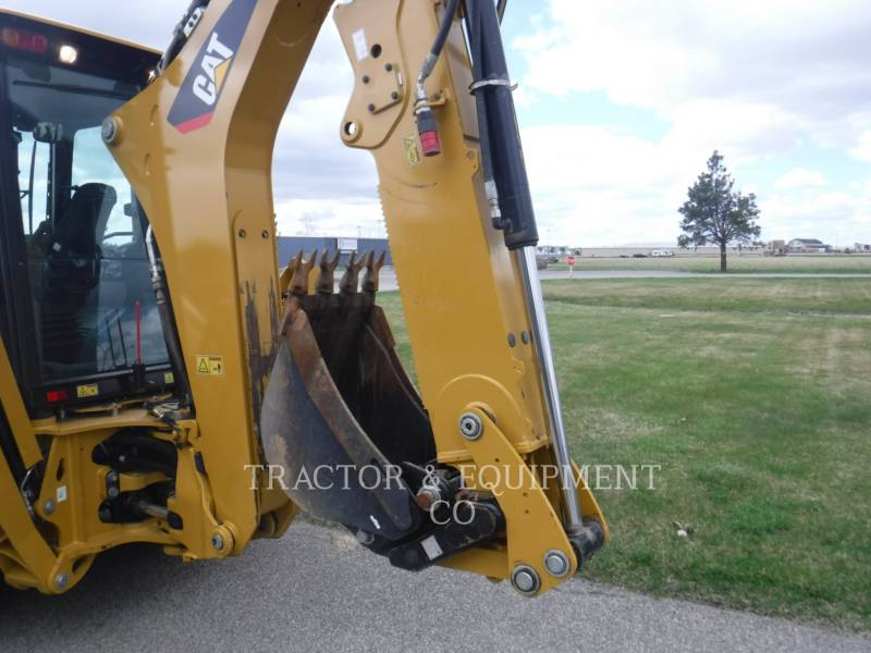 CATERPILLAR RETROESCAVADEIRAS 420F2 4ECB equipment  photo 10