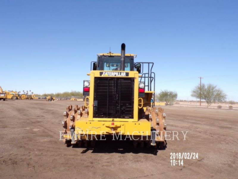 CATERPILLAR COMPACTORS 815FII equipment  photo 16