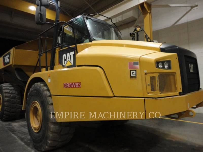 CATERPILLAR ダンプ・トラック 745C equipment  photo 3