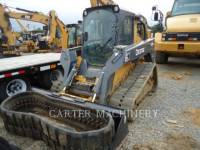 Equipment photo DEERE & CO. DER 333E 滑移转向装载机 1