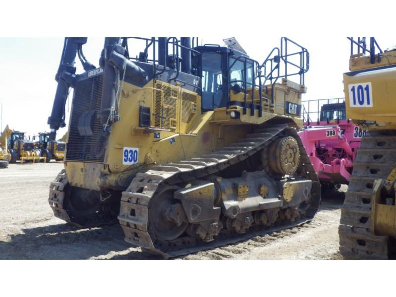 CATERPILLAR TRACK TYPE TRACTORS D11T equipment  photo 7