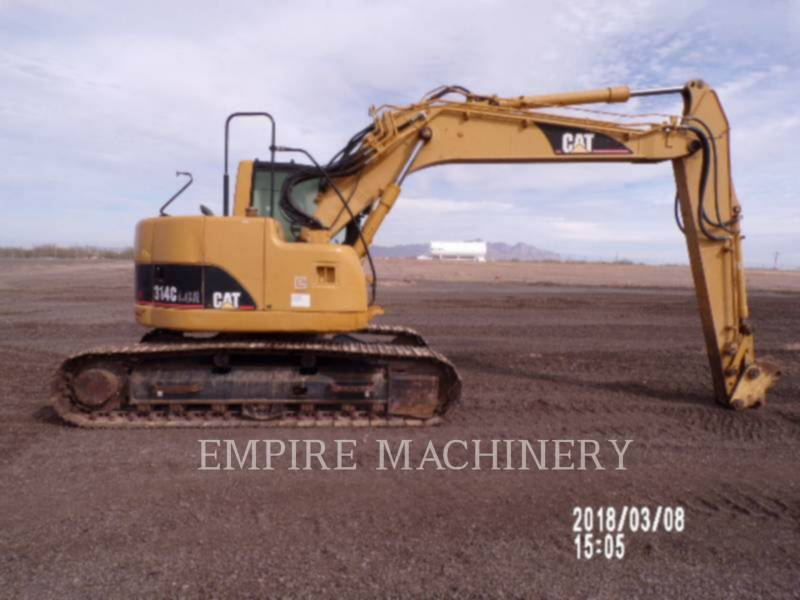 CATERPILLAR EXCAVADORAS DE CADENAS 314C LCR equipment  photo 8