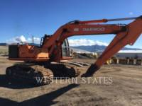 DAEWOO FORESTRY - LOG LOADERS DAWO 220FM equipment  photo 2