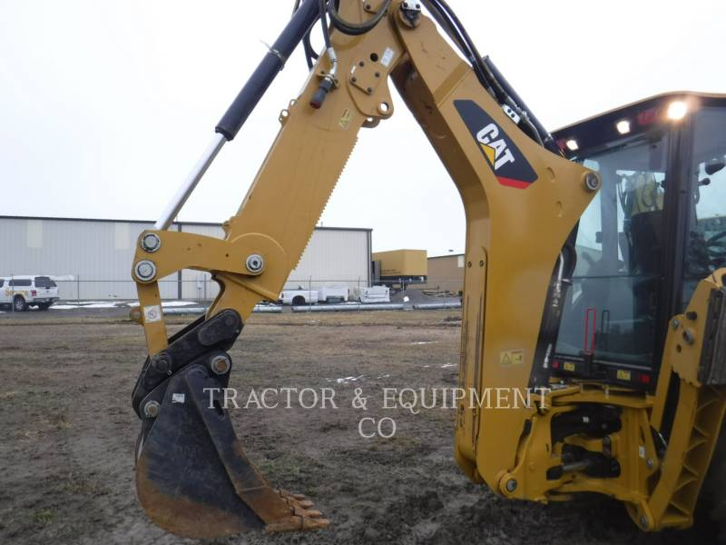CATERPILLAR RETROEXCAVADORAS CARGADORAS 420F2 4ECB equipment  photo 7