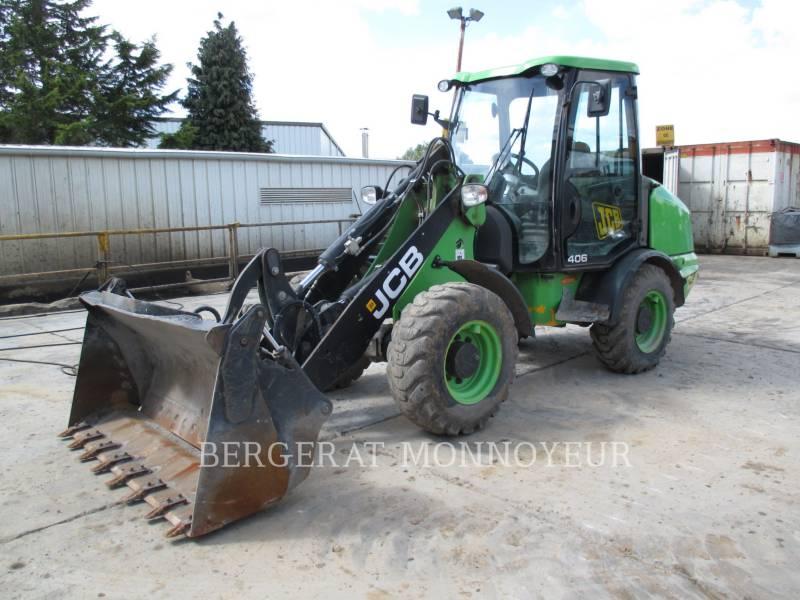 JCB CARGADORES DE RUEDAS 406 equipment  photo 3