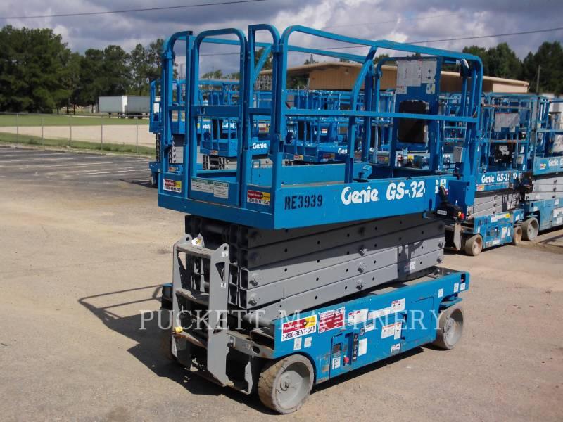 GENIE INDUSTRIES SCHEREN-HUBARBEITSBÜHNE GS3246 equipment  photo 3