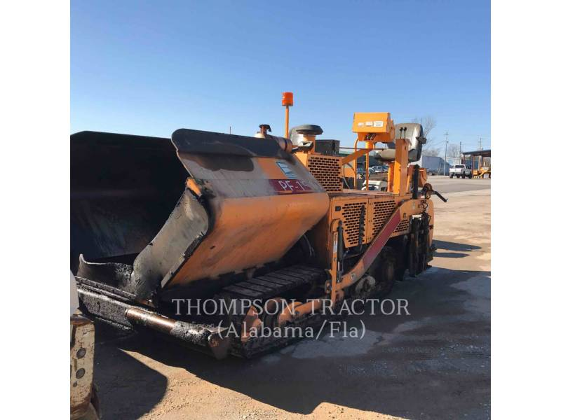 BLAW KNOX / INGERSOLL-RAND ASPHALT PAVERS PF1510 equipment  photo 6